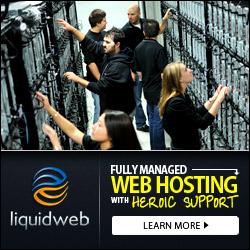 Liquidweb Web Hosting