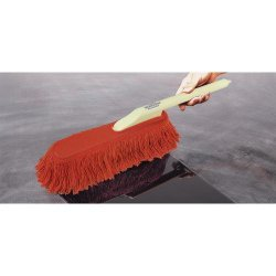 California Car Duster with Plastic Handle