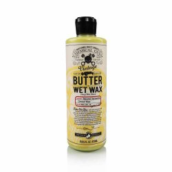 Chemical Guys WAC20116 Vintage Series Butter Wet Wax