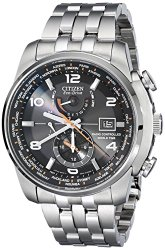 Citizen Men's AT9010-52E Stainless Steel Eco-Drive Watch