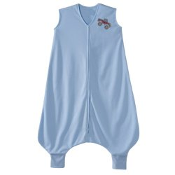 HALO Big Kids SleepSack Lightweight Knit Wearable Blanket