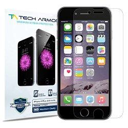 iPhone 6 Plus Screen Protector Tech Armor Apple iPhone 6 Plus 5.5 inch