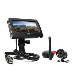 Rear View Safety Wireless Backup Camera