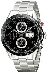 TAG Heuer Men's CV2A10 BA0796 Chronograph Watch