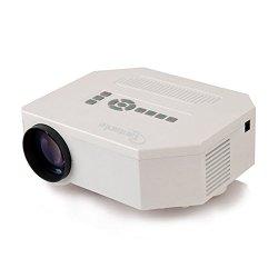 Taotaole Multi-media HD Portable LED Projection Micro Projector