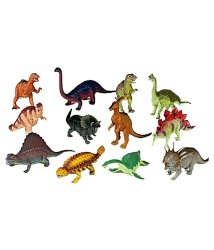 12 piece Large Assorted Dinosaurs