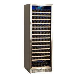 166-Bottle EdgeStar Built-In Compressor Wine Refrigerator