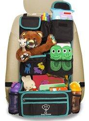 Cozy Greens® Backseat Car Organizer