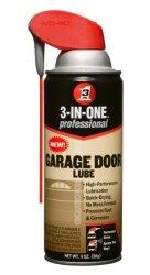 3-IN-ONE 100584 Professional Garage Door Lubricant Spray, 11 oz.