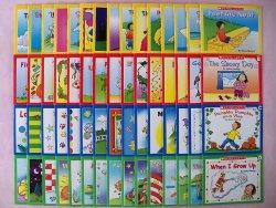 Preschool Kindergarten First Grade Children's Book Lot