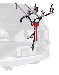 Allen Sports Ultra Compact Folding 2-Bike Trunk Mount Rack