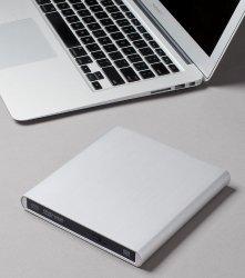 Aluminum External USB DVD+RW