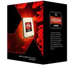 AMD FD8320FRHKBOX FX-8320 FX-Series 8-Core Black Edition