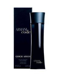 Armani Code By Giorgio Armani For Men. Eau De Toilette Spray 4.2 Oz.