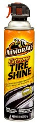 Armor All 77958 Extreme Tire Shine Aerosol – 15 oz.
