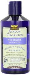 Avalon Organics Thickening Shampoo, 14 Ounce