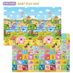 Baby Care Play Mat – Pingko Friends (Large)