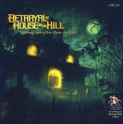 Betrayal At House On The Hill – 2nd Edition
