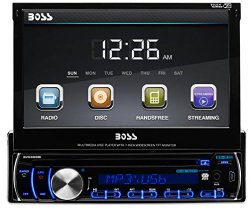BOSS Audio BV9986BI In Dash, Single Din, DVD/CD/USB/SD/MP4/MP3