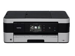 Brother Printer MFCJ4620DW Wireless Color Photo Printer with Scanner, Copier and Fax