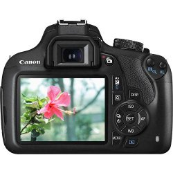 Canon EOS Rebel T5 1200D 18MP EF-S Body Full HD 1080p Video Digital SLR Camera