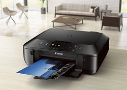 Canon Pixma PPS MG5620 Wireless All-in-one Inkjet Color Cloud Printer with Scanner, Copier and Airprint Compatible