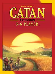 Catan 5-6 Player Extension – 5th Edition