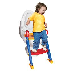 Chummie Joy 6-in-1 Potty Training (Toilet Training) Ladder Step Up Seat for Girls and Boys