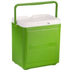 Coleman 18-Quart Party Stacker Cooler, Green