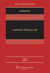 Constitutional Law Fourth Edition Aspen Casebook