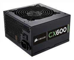 Corsair Builder Series CX 600 Watt ATX/EPS 80 PLUS (CX600)