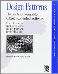 Design Patterns: Elements of Reusable Object-Oriented Software