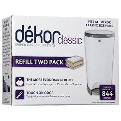 Diaper Dekor Refill – 2 ct