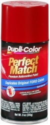 Dupli-Color BFM0188 Candy Apple Red Ford Exact-Match Automotive Paint  8 oz Aerosol