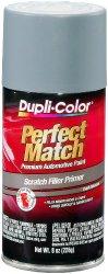 Dupli-Color BPR0031 Gray Exact-Match Scratch Filler Primer – 8 oz. Aerosol