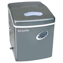 EdgeStar Titanium Portable Ice Maker – Titanium