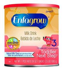 Enfagrow Toddler Next Step Natural Milk