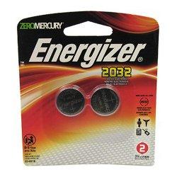 Eveready Lithium Batteries,3.0 Volt,For CR2032/DL2032/LF1/2V