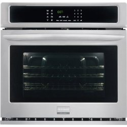 Frigidaire FGEW3065PF Gallery 30″ Stainless Steel Electric Single Wall Oven – Convection