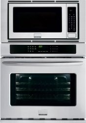 Frigidaire FGMC2765PF Gallery 27″ Stainless Steel Electric Combination Wall Oven – Convection