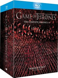Game of Thrones – Season 1-4 Box Set