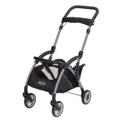 Graco SnugRider Elite Stroller and Car Seat Carrier Black