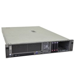 HP ProLiant DL380 G5 Dual Xeon Quad-Core X5450 3.0GHz 8GB 3x146GB 10K SAS DVD 2U Server w/Video & Dual GbLAN – No OS