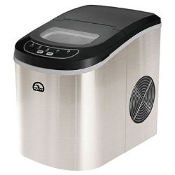 Igloo Compact Ice Maker Capable of Producing 26 Lbs. Of Ice Per Day