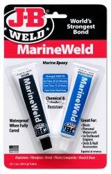 J-B Weld 8272 MarineWeld Marine Epoxy – 2 oz