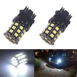 JDM ASTAR 800 Lumens Super Bright AX-2835 Chipsets 3056 3156 3057 3157 LED Bulbs Xenon