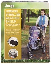 Jeep Jogging Stroller Weather Shield