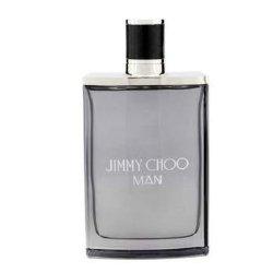 Jimmy Choo Man Eau de Toilette Natural Spray, 3.3 Fluid Ounce