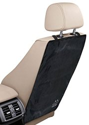 Kick Mats by Freddie and Sebbie – Luxury Car Seat Back Protectors 2 Pack