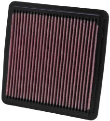 K&N 33-2304 High Performance Replacement Air Filter